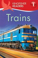 Heimburger Kingfisher Readers Level 1 Trains Softcover Model Railroading Book #249