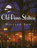 Heimburger Old Penn Station Hardcover, 40 Pages Model Railroading Book #251