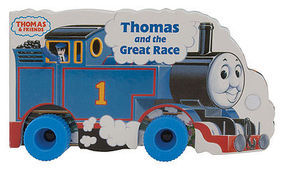 Heimburger Thomas and the Great Race Model Railroad Magnet #259