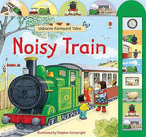 Heimburger Noisy Train Board Book