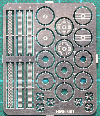 Highlight 1/24-1/25 Air Cleaner Set (6)