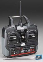Hitec Optic 5 2.4GHz Radio