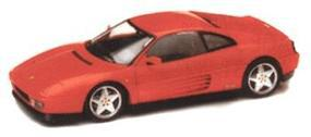 Herpa Ferrari 348 TB Hardtop Coupe - Red O Scale Model Railroad Vehicle #10108