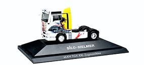 Herpa Truck MAN TGX XXL Tractor Only Melmer X-Treme HO Scale Model Railroad Vehicle #110464