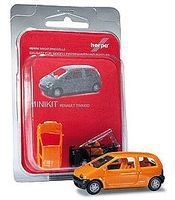 Herpa Minikit Renault Twingo Kit Various Non-Metallic Colors HO Scale Model Railroad Vehicle #12218