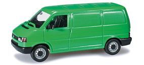 Herpa Volkswagen T4 Cargo Van Minikit Various Standard Colors HO Scale Model Railroad Vehicle #12388