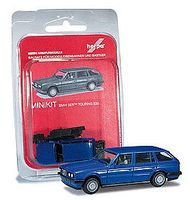 Herpa BMW 3-Series E30 - Minikit - Various Standard Colors HO Scale Model Railroad Vehicle #12737