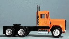 Herpa Heavy Haul Pacific Tractor, Short Chassis (Painted) HO Scale Model Railroad Vehicle #15253