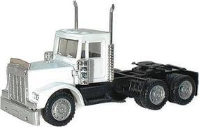 Herpa Kenworth W-900 3-Axle Conventional - Short Chassis HO Scale Model Railroad Vehicle #15275