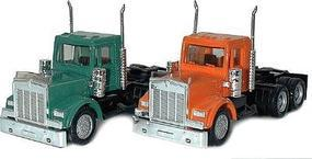 Herpa Kenworth W-900 3-Axle Conventional Short Chassis HO Scale Model Railroad Vehicle #15276