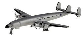 Herpa Lockheed VC-121E Columbine III Diecast Model Airplane 1/400 Scale #155602