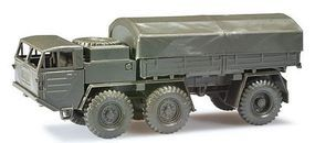 Herpa Faun Z912 6x6 Artillery Vehicle (Re-Issue) HO Scale Model Railroad Vehicle #229