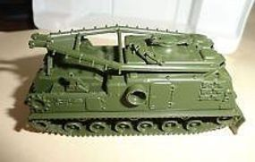 Herpa M88 BgPz Recovery Tank Plastic Model Military Vehicle 1/87 Scale #232