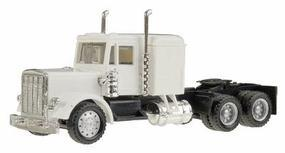 Herpa Peterbilt Conventional w/Long Chassis HO Scale Model Railroad Vehicle #25232