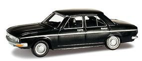 Herpa Audi 100 Sedan - Assembled - Various Standard Colors HO Scale Model Railroad Vehicle #27557