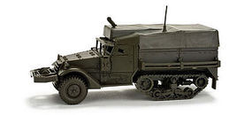Herpa M3 Personnel Carrier HO Scale Model Railroad Vehicle #280