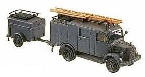 Herpa Mercedes Truck (D) HO Scale Model Railroad Vehicle #369