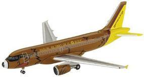 Herpa Airbus 319 German Wings Bearbus Diecast Model Airplane 1/500 Scale #509107