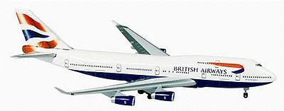 Herpa Models Bng 747-400 B.A.Untd Kngd - 1/500 Scale