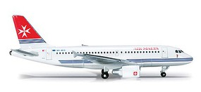 Herpa Airbus 319 Air Malta - 1/500 Scale