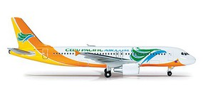 Herpa Airbus 320 Cebu Pacific - 1/500 Scale
