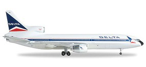 Herpa Lockheed 1011-1 Delta Air - 1/500 Scale