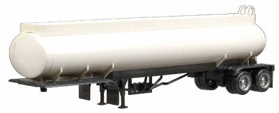 Herpa Semi Trailer (No Tractor) - Elliptical Tank Trailer HO Scale Model Railroad Vehicle #5275