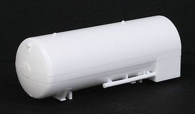 Herpa Propane Tank - Undecorated HO Scale Model Railroad Trackside Accessory #5437