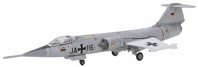Herpa Models Lockheed F-104 G Starfighter German Air Force -- Diecast Model Airplane -- 1/200 Scale -- #552066