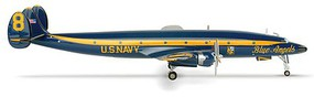 Herpa Lockheed C-121j Bl Angels 1/200 Scale