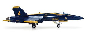 Herpa F/A-18 US Navy Blue Angel - 1/200 Scale