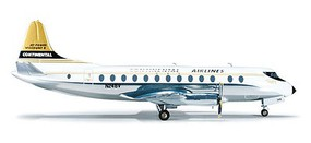 Herpa Vickers Viscount 800 - 1/200 Scale