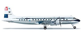 Herpa DC 6-B KLM 1/200 Scale
