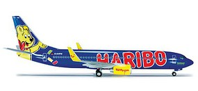 Herpa Boeing 737-800 Tuifly 1/200 Scale