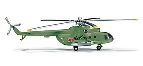 Herpa Mil 8T Helicopter Soviet - 1/200 Scale