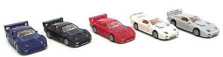 Herpa Roadster Assorted Colors