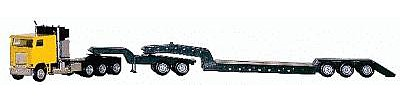 Herpa Freightliner 3-Axle Cabover w/Generator HO Scale Model Railroad Vehicle #6411