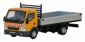 Herpa Mitsubishi F E/Sterling 360 Low-Side Service Truck HO Scale Model Railroad Vehicle #6447