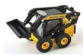 Herpa New Holland L175 Skid Steer Pre-Built Plastic Model Car #6503