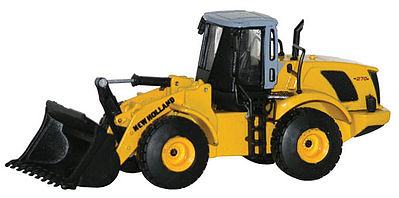 Herpa W270B Front-End Loader HO Scale Model Railroad Vehicle #6515