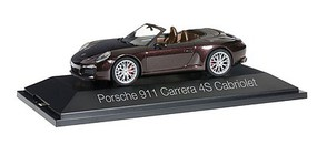 Herpa Porsche 911 Coupe mahagny - 1/43 Scale