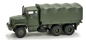 Herpa M35 6x6 2.5-Ton Cargo/Personnel Carrier Kit HO Scale Model Railroad Vehicle #743709