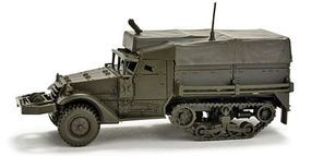 Herpa M3 Personnel Carrier w/Canvas Cover Kit HO Scale Model Railroad Vehicle #743730
