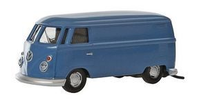 Herpa Volkswagen T1 Cargo Van Various Metallic Colors HO Scale Model Railroad Vehicle #90469