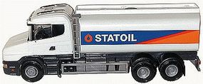 Herpa Scania Strght Tnk Statoil - G-Scale