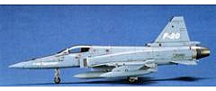 Hasegawa F-20 Tigershark Plastic Model Airplane Kit 1/72 Scale #00233