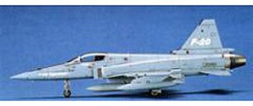 F-20 Tigershark Plastic Model Airplane Kit 1/72 Scale #00233