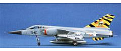 Hasegawa Mirage F1C Aircraft -- Plastic Model Airplane Kit -- 1/72 Scale -- #00234