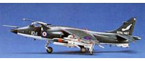 Hasegawa Sea Harrier FRS Mk.1 Plastic Model Airplane Kit 1/72 Scale #00235