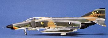 Hasegawa F-4E Phantom II Plastic Model Airplane Kit 1/72 Scale #00332